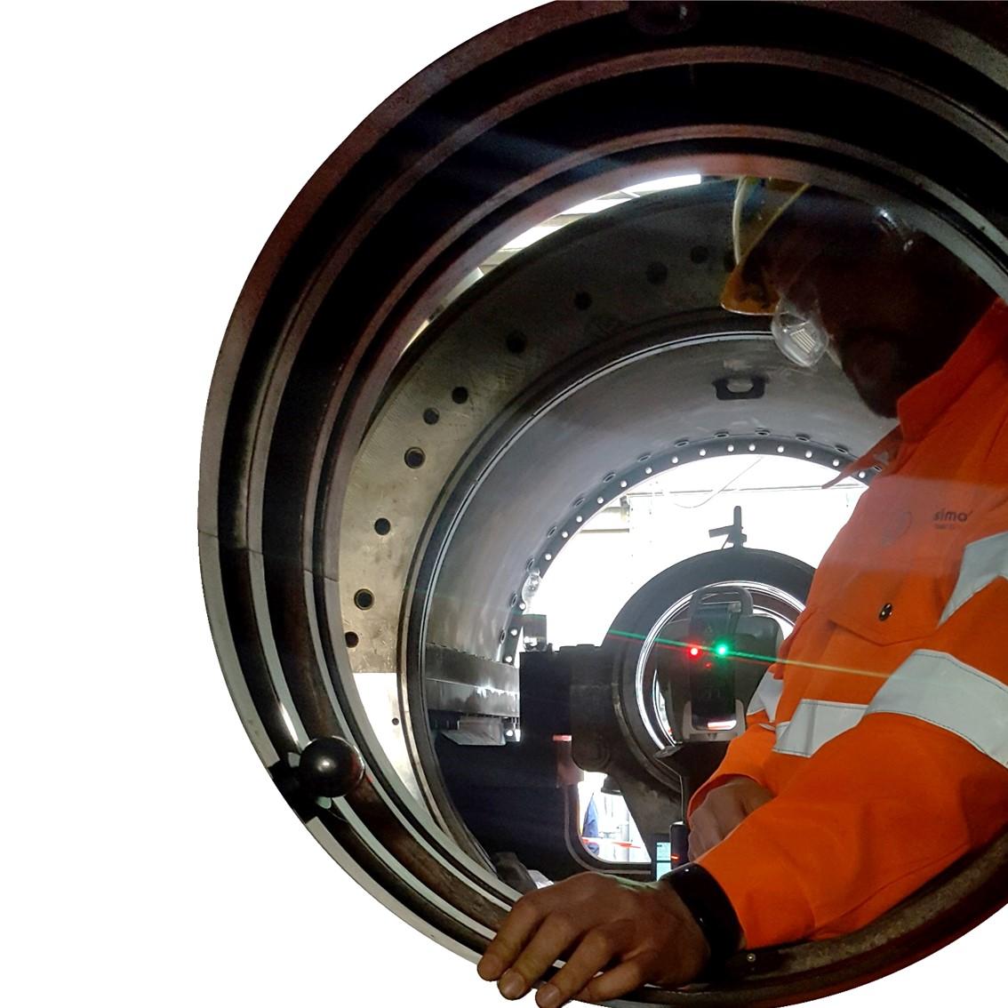 Servizio di Allineamento di Casse Turbina
