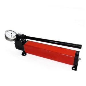 Pompa manuale per tensionatori idraulici