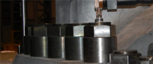 On-Site Machining - Induction Bolting