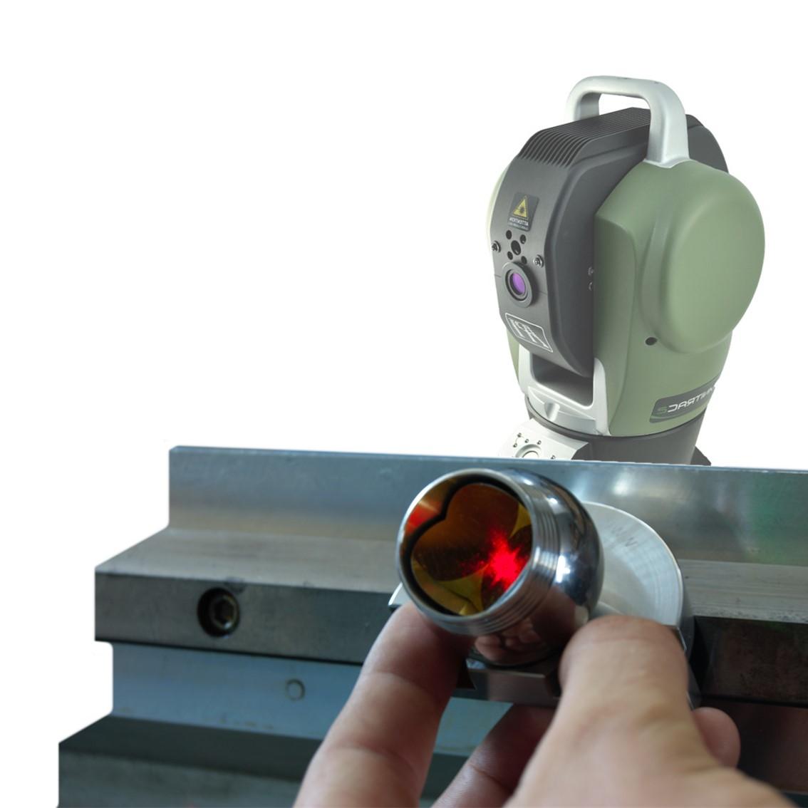 Rilievi Dimensionali; Laser Tracker;