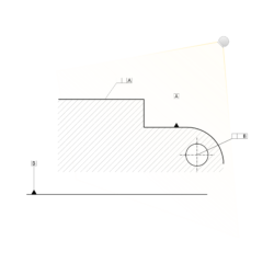 Laser tracking