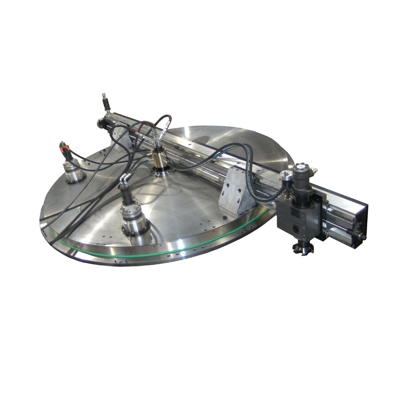 Orbital Milling Machine
