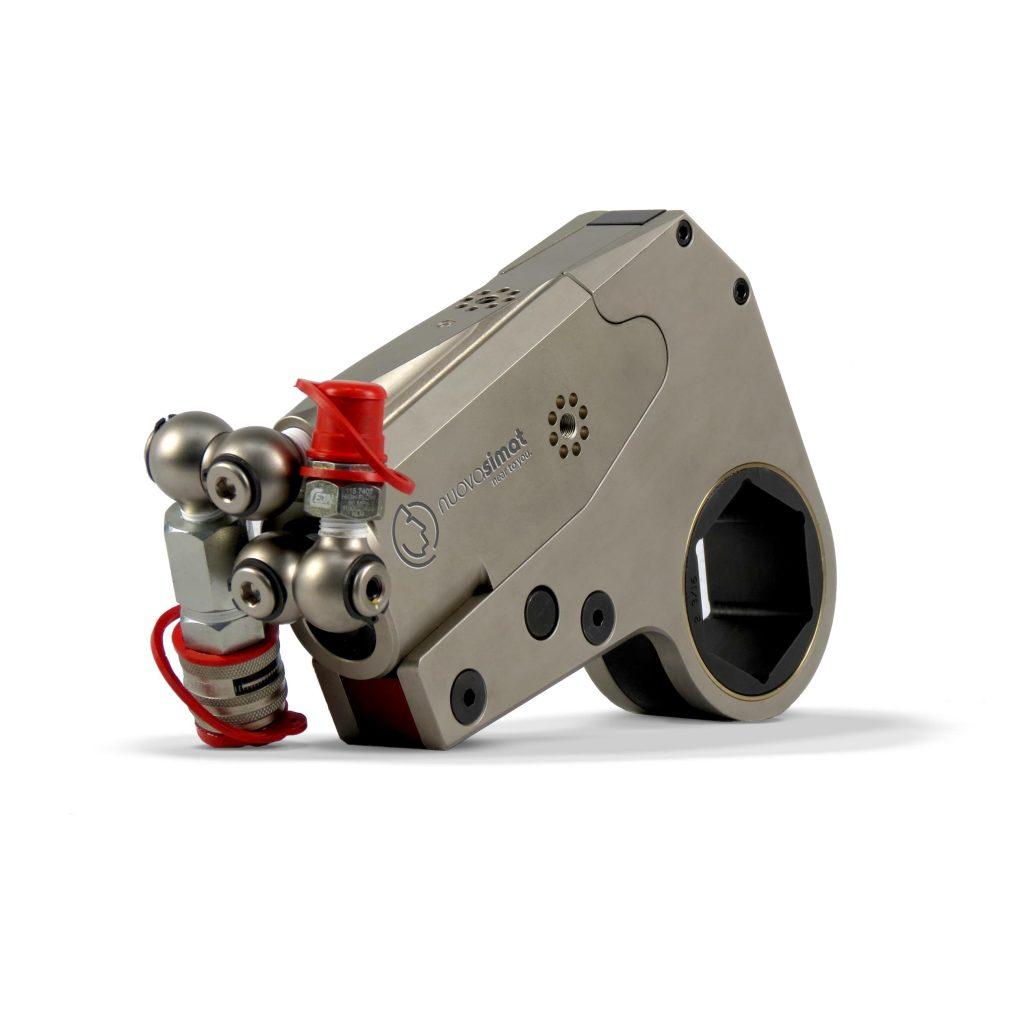 Chiave Idraulica - Esagono Passante; Hex Drive Torque Wrench